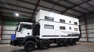 El sueño de una familia hecho realidad: los ocho podrán recorrer Australia en una autocaravana de lujo