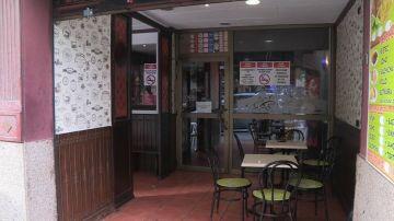 El bar donde se produjo el apuñalamiento mortal