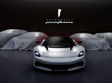 Teaser futura gama Pininfarina