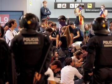 Cargas en el Aeropuerto de El Prat