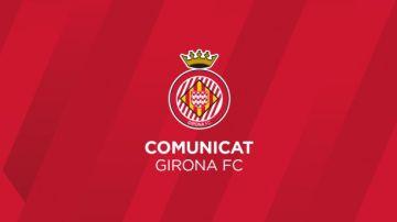 Comunicado oficial del Girona sobre la sentencia del juicio del procés