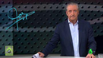 """Josep Pedrerol: """"El Barça es tuyo... y mío"""""""