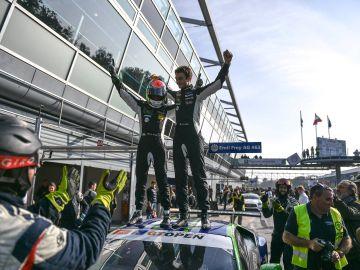 Celebracion Lamborghini GT Open Monza 2019