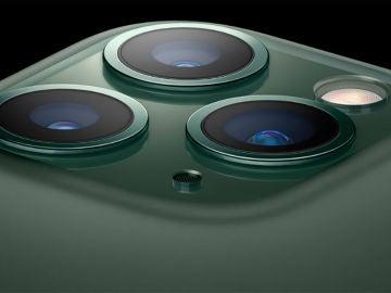 Cámara del iPhone 11 Pro Max