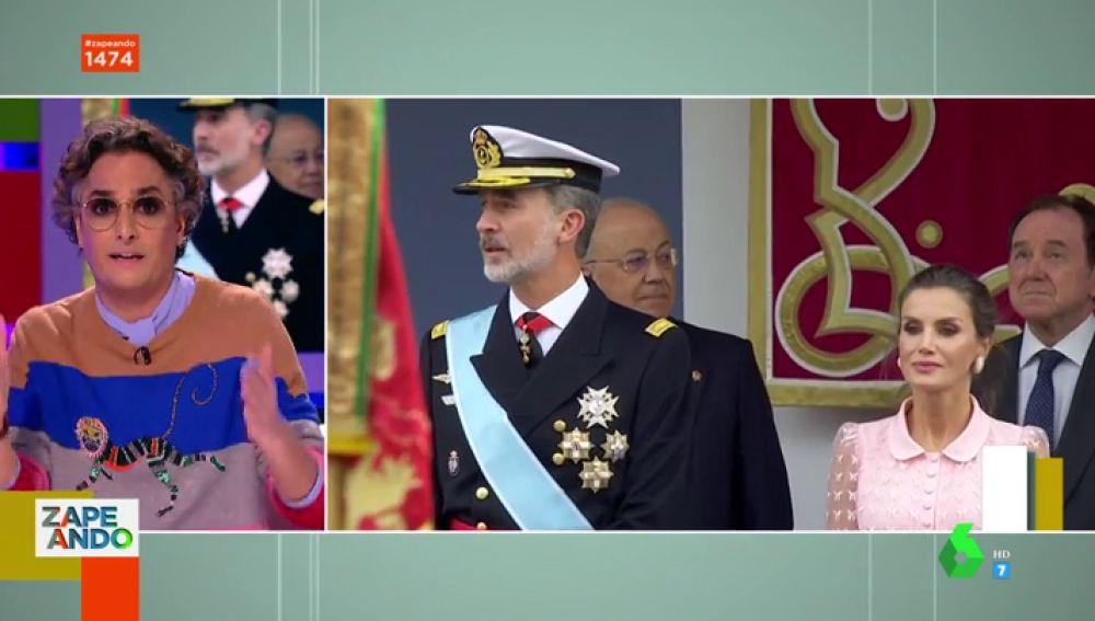 """La inesperada confesión de Josie sobre la reina Letizia: """"Está muy bien hecha gracias a la ayuda de los grandes quirófanos"""""""