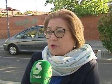 """La mujer agredida en la protesta independentista: """"Soy militante de Vox, no me tengo que esconder"""""""