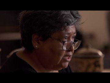 Una mujer víctima de acoso laboral