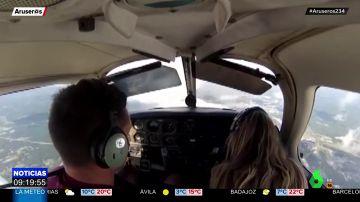 El tenso aterrizaje de una familia a bordo de una avioneta en Estados Unidos