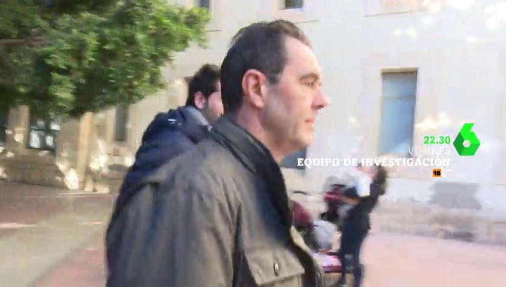 Equipo de Invetigación, cara a cara con el acusado del asesinato de la viuda de la CAM
