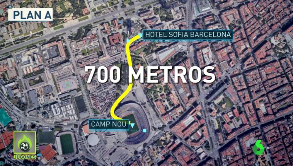 Los planes del Real Madrid para evitar posibles incidentes en Barcelona por el Clásico