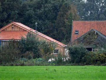 La granja en la que la familia vivió nueve años encerrada en Holanda
