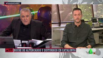 Toni Castejón, portavoz de Fepol