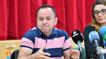 Sergio Fernández, el padre del niño asesinado en El Ejido
