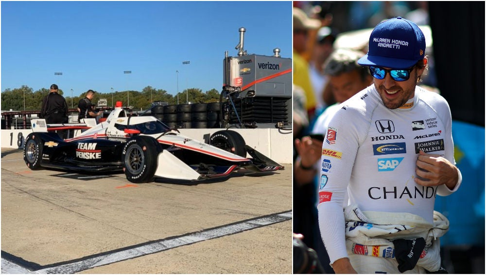 El 'Aeroscreen', protección para la IndyCar en 2020