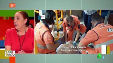 La doctora Concepción Ruiz nos da las claves sobre la reanimación cardiopulmonar