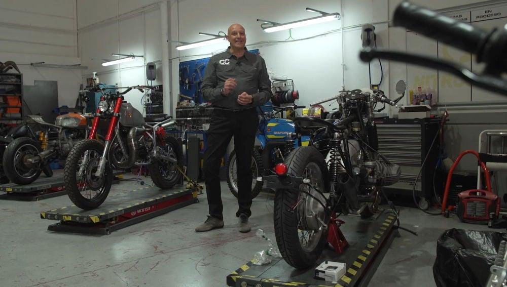 ¿Cómo cuidar tu moto clásica?