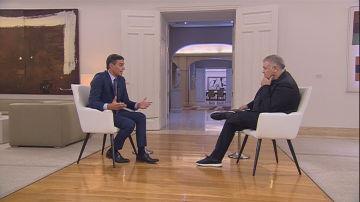 Pedro Sánchez responde a García Ferreras