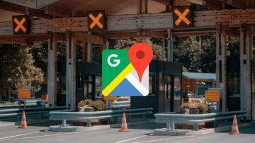 Peaje Google Maps