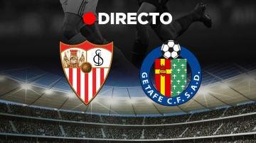 Sevilla - Getafe, partido de la jornada 10 de LaLiga 2019/2020