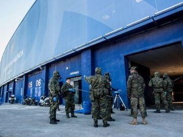 El Ejército, en el Ciutat de Valencia