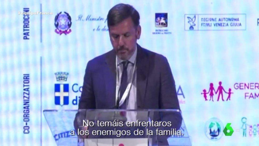 ¿Qué relación mantienen Luis Alfonso de Borbón e Ignacio Arsuaga: Equipo de Investigación sigue el rastro del dinero de 'Hazte Oír'