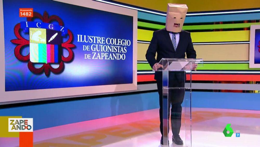 """Zapeando responde a las críticas del Colegio de Médicos de Málaga: """"Ningún guionista se levanta con la intención de ridicular a nadie"""""""
