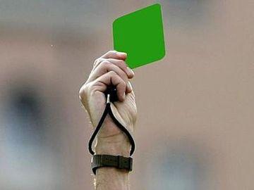 La tarjeta verde llega al fútbol valenciano