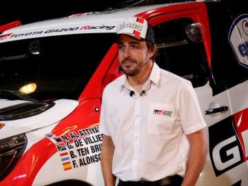 LaSexta Deportes (26-10-19)  Fernando Alonso continúa con su preparación para el rally Dakar 2020