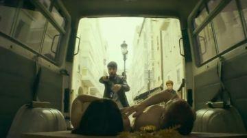 Imagen de la película 'El silencio de la ciudad blanca'