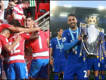 El Granada y el Leicester