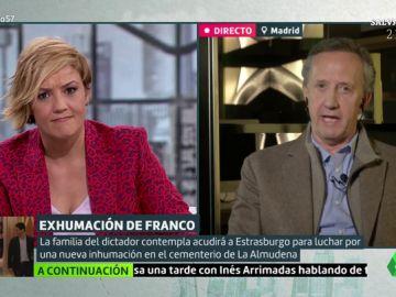 Portavoz de la Fundación Francisco Franco