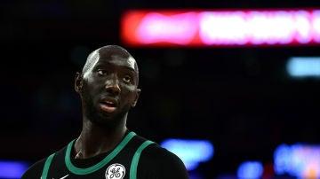 Tacko Fall, con los Celtics