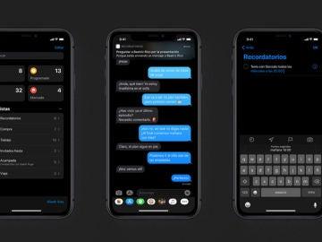 Pegar texto iPhone