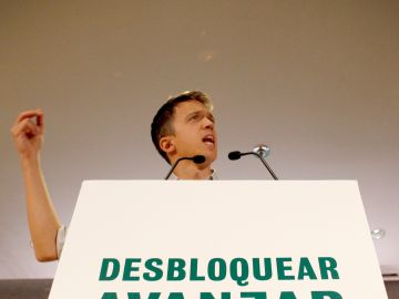 El líder de Más País, Íñigo Errejón