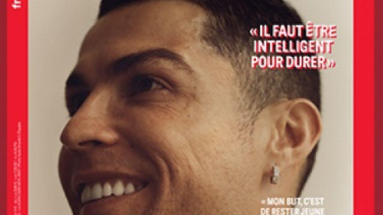 La portada de 'France Football', con Cristiano Ronaldo como protagonista