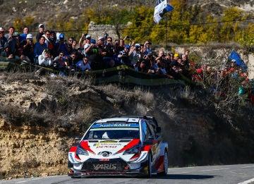 Ott Tänak es el nuevo Campeón del WRC