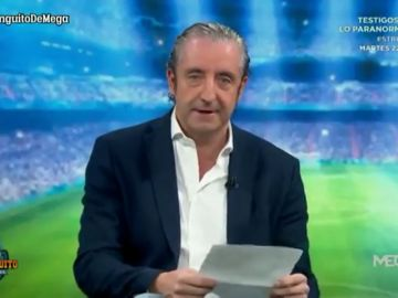 Josep Pedrerol pide a Florentino Pérez un fichaje galáctico para el Real Madrid