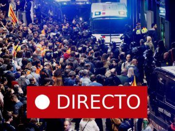 Barcelona hoy | Cataluña: Manifestación en Sants última hora EN DIRECTO