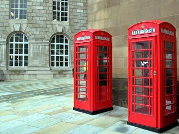 Cabinas de teléfono