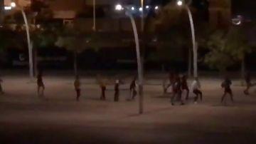 Un muerto y tres heridos graves en una reyerta en Badalona