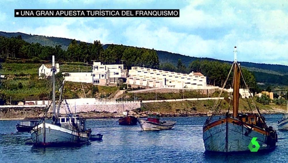 El hotel El Hórreo, la gran apuesta del franquismo para llevar turistas a Galicia