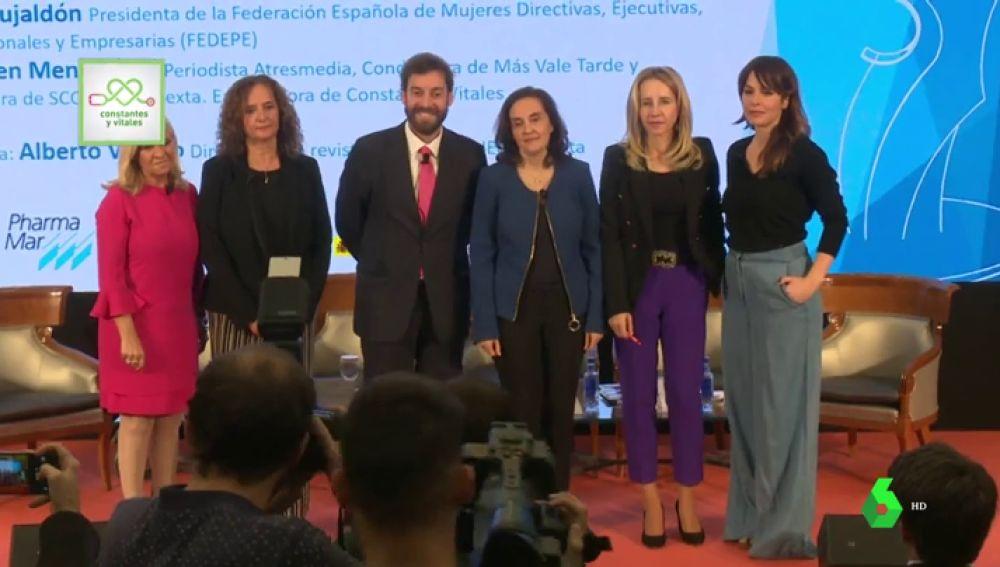 Los premios Hipatia reconocen la labor de las mujeres investigadoras