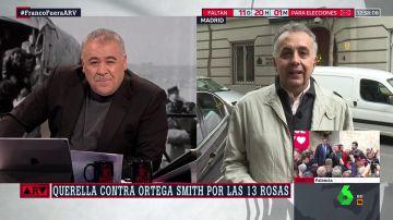 """Javier Ruiz (Fundación Domingo Malagón): """"La historia de las Trece Rosas está ahí, le guste o no a Ortega Smith"""""""