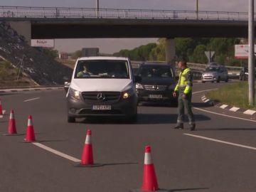 REEMPLAZO La DGT realizará controles a las furgonetas por el aumento de siniestralidad hasta jueves