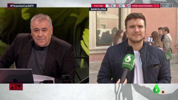 """Jordi Salvadó, sobre los piquetes en la Pompeu Fabra: """"Están coartando nuestras libertades"""""""