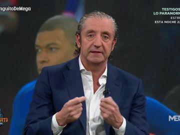 """Bombazo de Josep Pedrerol: """"El Real Madrid va a ir a por Mbappé al final de esta temporada"""""""