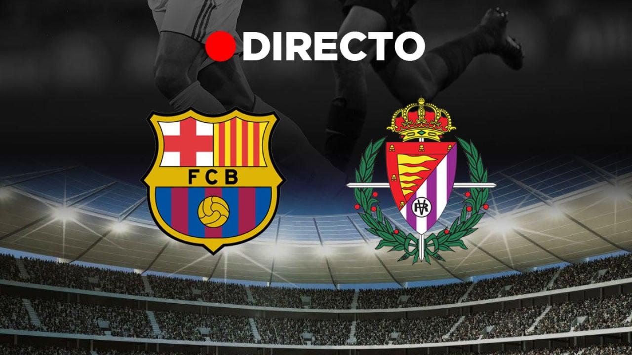 FC Barcelona - Valladolid, partido de la jornada 11 de LaLiga 2019/2020