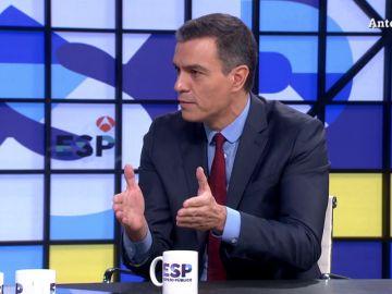 Sánchez niega que el PSOE vaya a eliminar el federalismo de su programa electoral