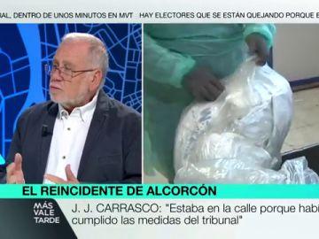 El mensaje del trabajador del Hospital de Alcorcón tras asesinar a una paciente en 1997