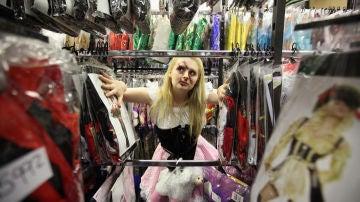 ¿Quién marca la moda en disfraces y complementos de Halloween?